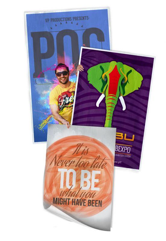 custom posters printing mississauga toronto canada