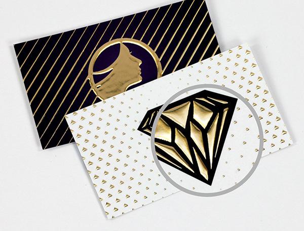 raised-foil-business-cards