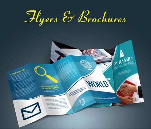 brochure flyer printing mississauga toronto brampton canada tri