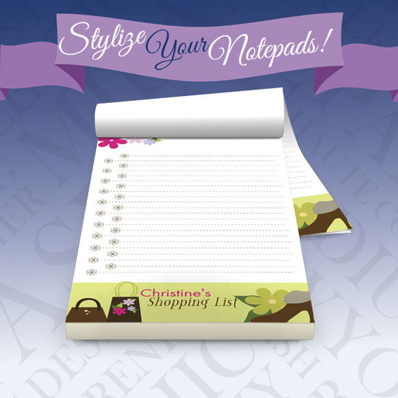 cheap custom notepads toronto notepads printing mississauga