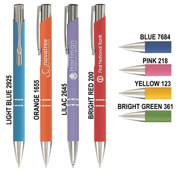 suede metal pens canada toronto